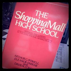 🤓The Shopping Mall High School!!